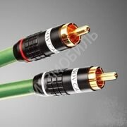 "RCA разъём папа"" Tchernov Cable Standard 2 белый"""